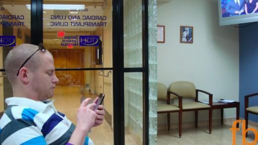 Clinic Lobby: Empty