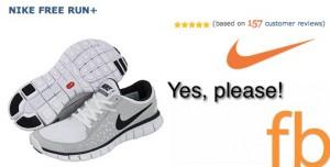 Running equipment wishlist item