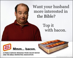 Bacon and the Bible