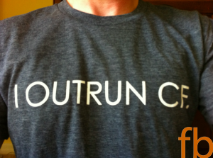 I Outrun CF