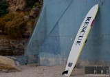 Surfboard at Rest