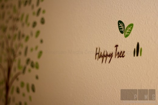 Wall Decal - Happy Tree