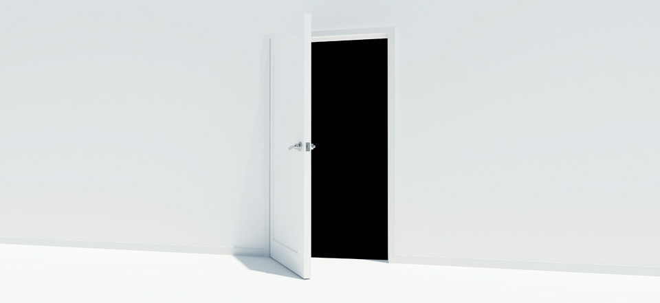 As One Door Opens